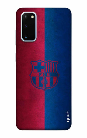Football Club Logo Samsung Galaxy S20 Cases & Covers Online