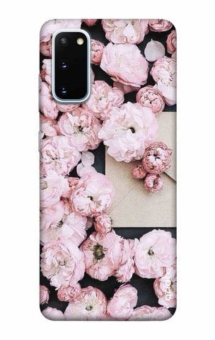 Roses All Over Samsung Galaxy S20 Cases & Covers Online