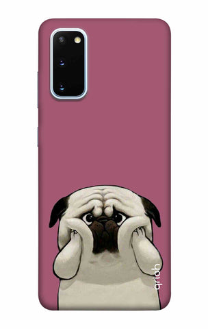 Chubby Dog Case Samsung Galaxy S20 Cases & Covers Online