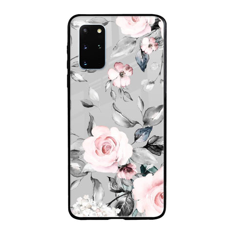 Gloomy Roses Samsung Galaxy S20 Plus Glass Cases & Covers Online