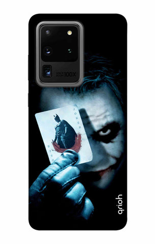 Joker Hunt Samsung Galaxy S20 Ultra Cases & Covers Online