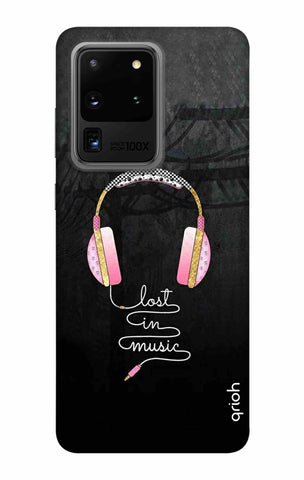 Lost In Music Samsung Galaxy S20 Ultra Cases & Covers Online