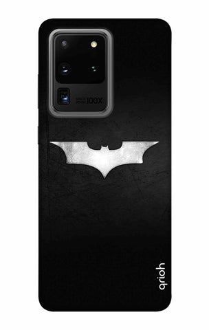 Grunge Dark Knight Samsung Galaxy S20 Ultra Cases & Covers Online