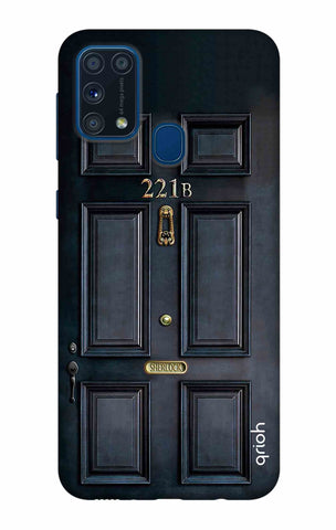 Baker Street Door Samsung Galaxy M31 Cases & Covers Online
