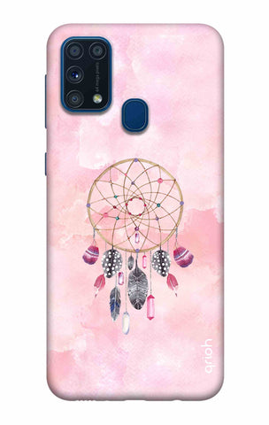 Pink Dreamcatcher Samsung Galaxy M31 Cases & Covers Online