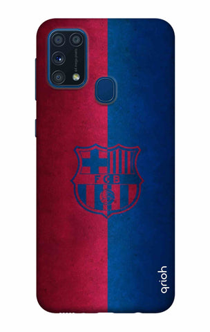 Football Club Logo Samsung Galaxy M31 Cases & Covers Online