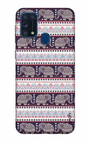 Elephant Pattern Samsung Galaxy M31 Cases & Covers Online