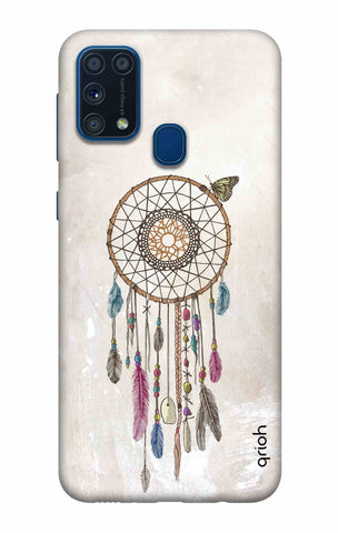 Butterfly Dream Catcher Samsung Galaxy M31 Cases & Covers Online