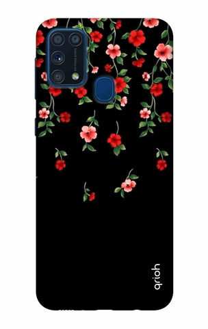 Floral Deco Case Samsung Galaxy M31 Cases & Covers Online