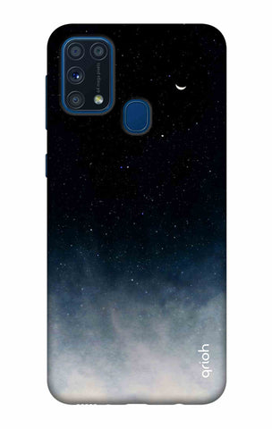 Black Aura Case Samsung Galaxy M31 Cases & Covers Online