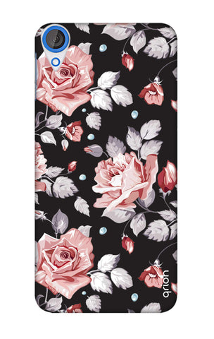 Shabby Chic Floral HTC 820 Cases & Covers Online
