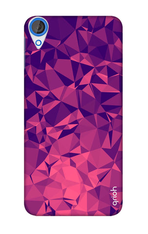 Purple Diamond HTC 820 Cases & Covers Online