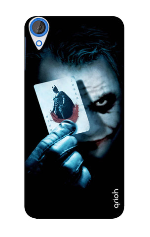 Joker Hunt HTC 820 Cases & Covers Online