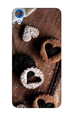 Heart Cookies HTC 820 Cases & Covers Online