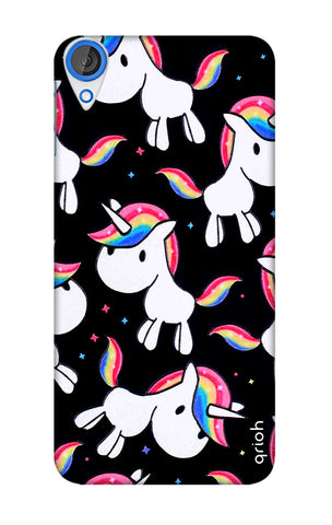 Colourful Unicorn HTC 820 Cases & Covers Online