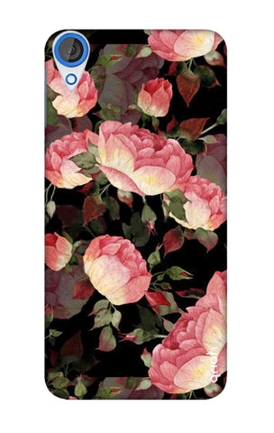 Watercolor Roses HTC 820 Cases & Covers Online
