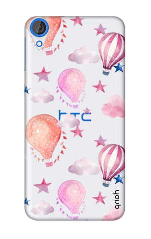 Flying Balloons HTC 820 Cases & Covers Online