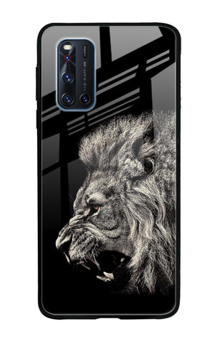 Brave Lion Vivo V19 Glass Cases & Covers Online