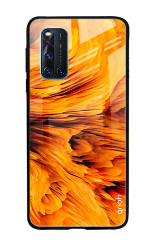Violent Blaze Vivo V19 Glass Cases & Covers Online
