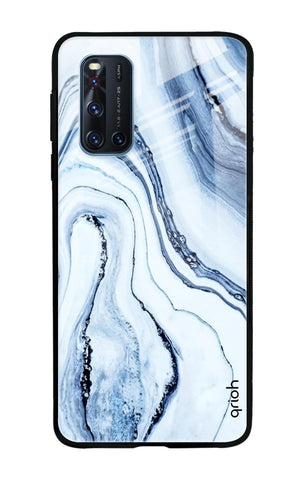 Frozen Ice Vivo V19 Glass Cases & Covers Online