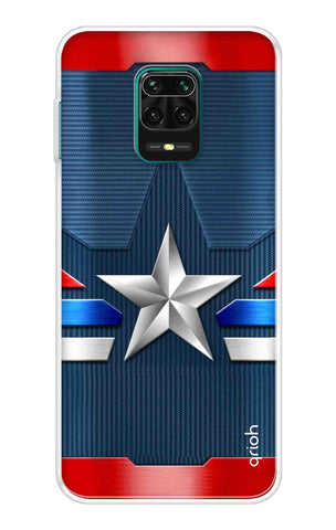 Brave Hero Case Redmi Note 9 Pro Max Cases & Covers Online