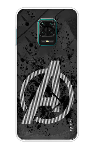 Sign of Hope Case Redmi Note 9 Pro Max Cases & Covers Online