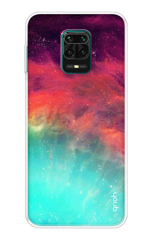 Colorful Aura Case Redmi Note 9 Pro Max Cases & Covers Online
