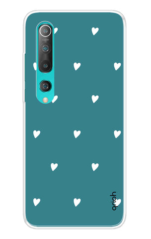 Mini White Hearts Case Xiaomi Mi 10 Pro Cases & Covers Online