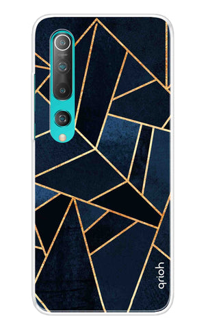 Abstract Navy Xiaomi Mi 10 Pro Cases & Covers Online