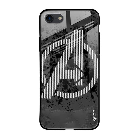 Sign Of Hope iPhone SE 2020 Glass Cases & Covers Online