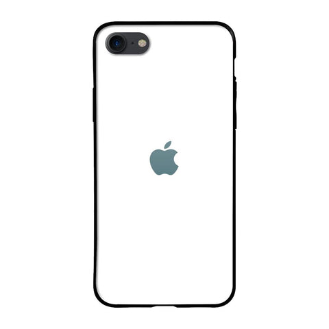Arctic White iPhone SE 2020 Glass Cases & Covers Online
