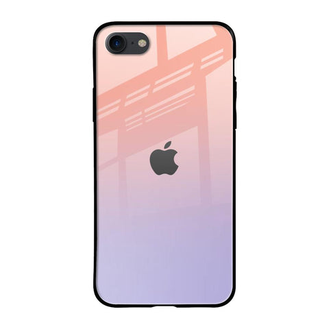 Dawn Gradient iPhone SE 2020 Glass Cases & Covers Online