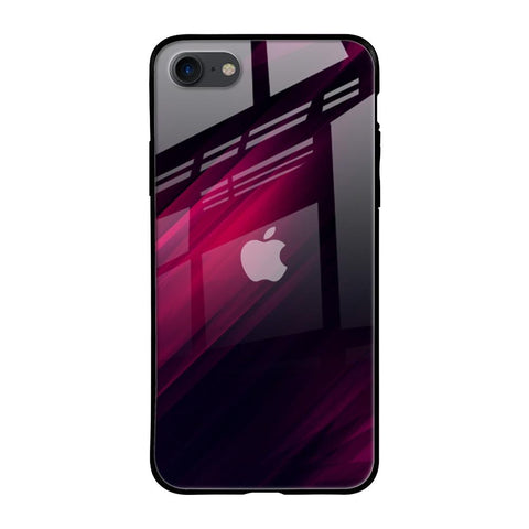 Razor Black iPhone SE 2020 Glass Cases & Covers Online