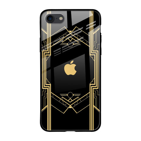 Sacred Logo iPhone SE 2020 Glass Cases & Covers Online