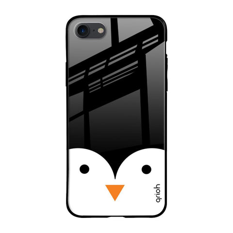 Cute Penguin iPhone SE 2020 Glass Cases & Covers Online