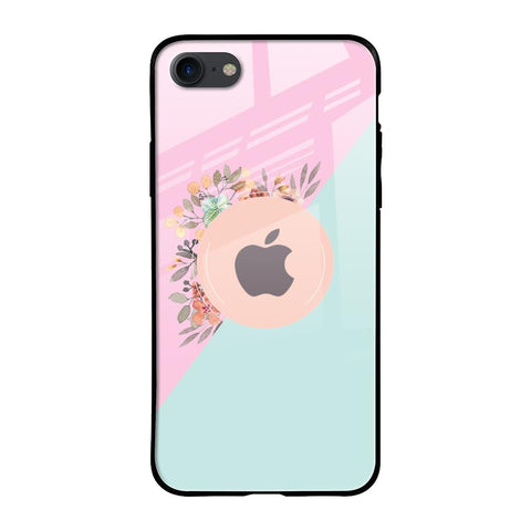 Multi Floral iPhone SE 2020 Glass Cases & Covers Online