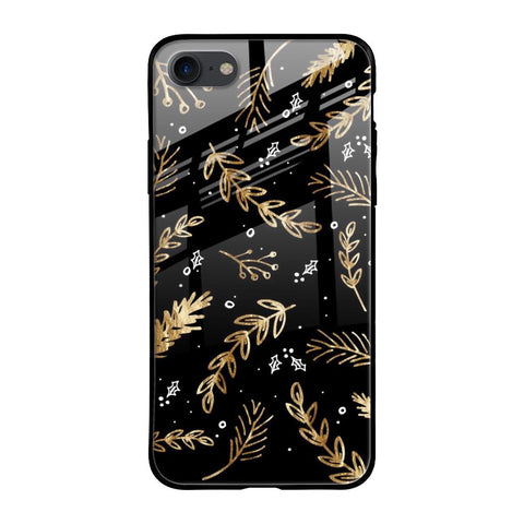 Autumn Leaves iPhone SE 2020 Glass Cases & Covers Online