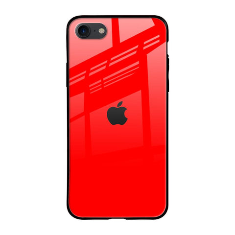 Blood Red iPhone SE 2020 Glass Cases & Covers Online