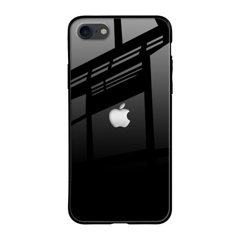 Jet Black iPhone SE 2020 Glass Cases & Covers Online