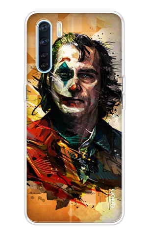 Psycho Villan Case Oppo A91 Cases & Covers Online