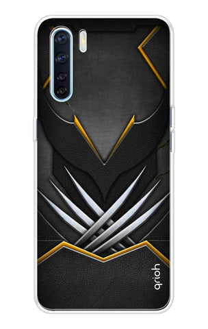 Black Warrior Case Oppo A91 Cases & Covers Online