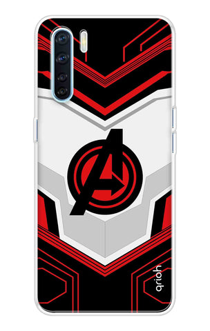 Guardians Of The Earth Case Oppo A91 Cases & Covers Online