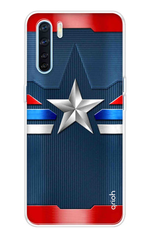 Brave Hero Case Oppo A91 Cases & Covers Online