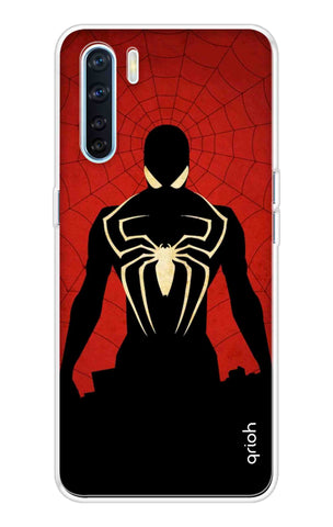 Mighty Superhero Case Oppo A91 Cases & Covers Online