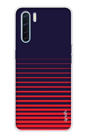 Ascending Stripes Case Oppo A91 Cases & Covers Online