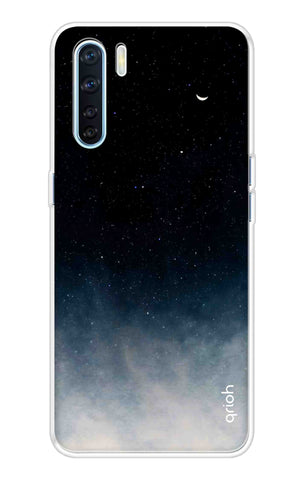 Black Aura Case Oppo A91 Cases & Covers Online