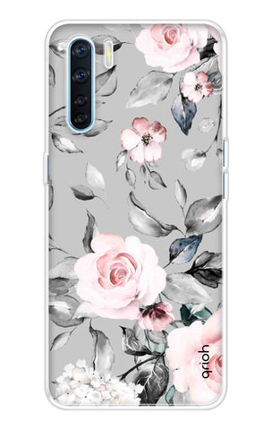Gloomy Roses Case Oppo A91 Cases & Covers Online