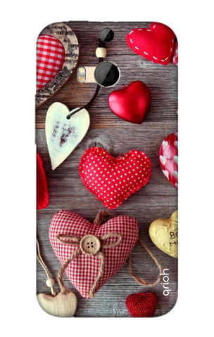Be Mine HTC M8 Cases & Covers Online