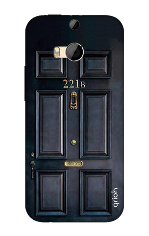 Baker Street Door HTC M8 Cases & Covers Online