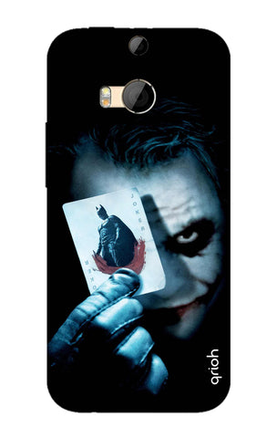 Joker Hunt HTC M8 Cases & Covers Online